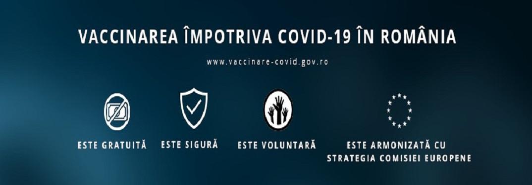 Campania de vaccinare împotriva COVID-19 în România